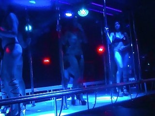 Watch - More Topless GoGo dancers from Pattaya