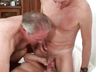 Watch - Mature Bisexual Couple Therapy I