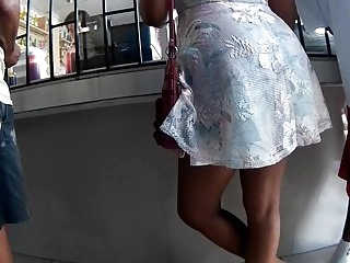 Watch - What's under that skirt