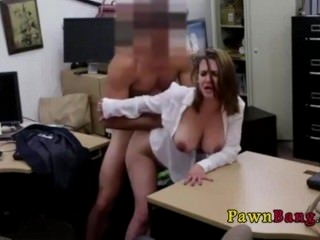 Watch - Thick Loud Business Woman Pawning