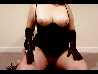 Watch - ME CONTROLLING YOU AS YOU LOOK AT MY BIG PREGNANT TITS JOI