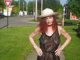 Watch - Four Public Flashing (Redhot Redhead Show compilation)