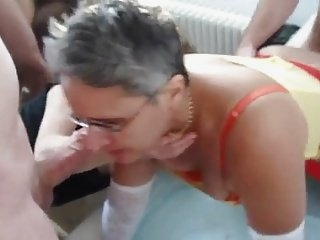 Watch - milf in mmf