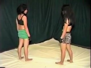 Watch - Me and my GF fight and go lesbian in homemade video
