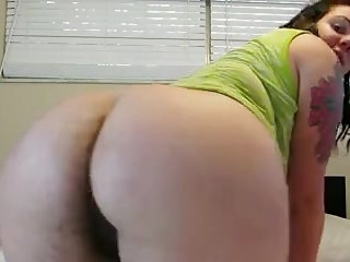 Watch - Beautiful hairy ass