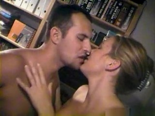 Watch - Jessie and ron excellent homemade sextape