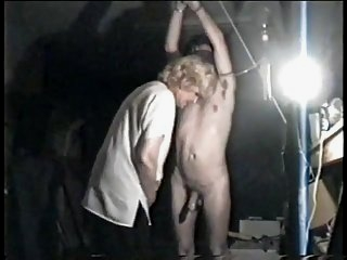 Watch - Male Slave Exposed