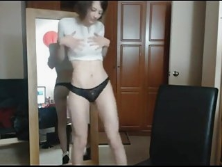Watch - delicious girl dancing