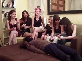 Watch - Spitting Spanish girls Humiliation Femdom