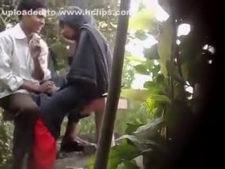 Watch - BanglaDeshi Fellows and Cuties Sex in Park