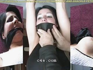 Watch - Handcuff And Shackle at clips4sale.com