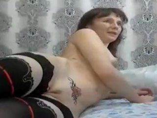 Watch - Shy mother i'd like to fuck fisting herself on cam